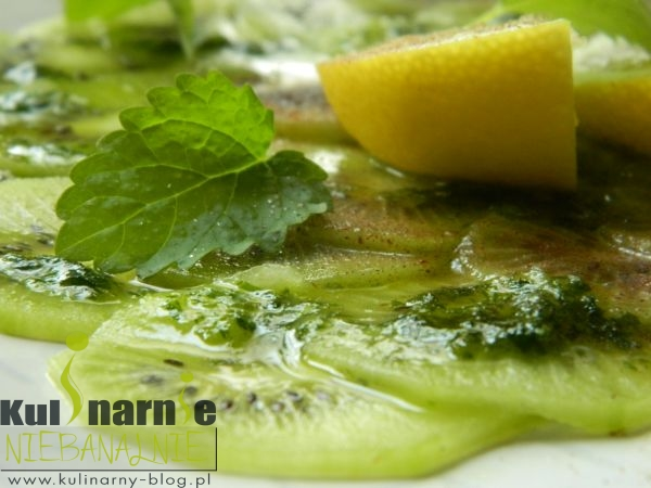 desery z kiwi